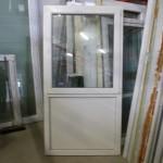 fenster kunststofffenster mit unterlicht breite 110 0 x h he 212 0 ebay. Black Bedroom Furniture Sets. Home Design Ideas